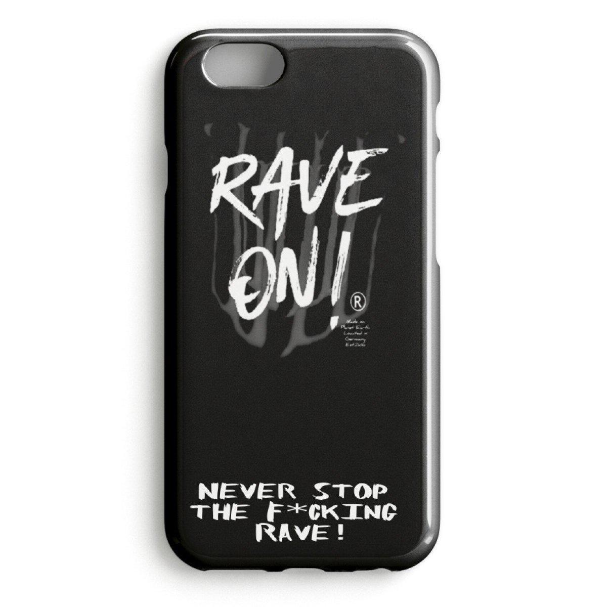 Rave On! Handyhülle für I-phone